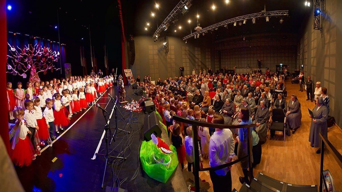 10° anniversario Scuola Materna a Wroclaw