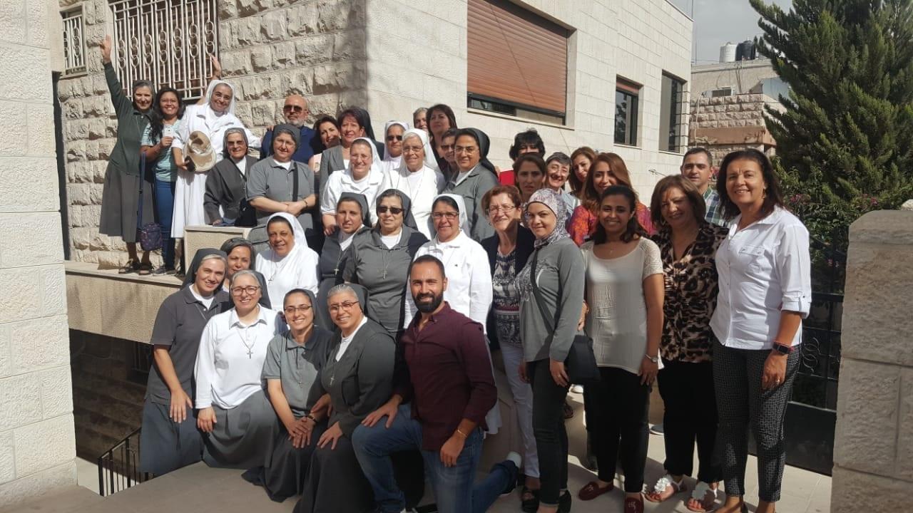 Buone prassi nella Scuola FMA in Medio Oriente