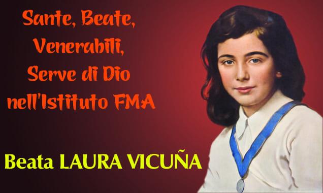 L'accompagnamento in Laura Vicuña