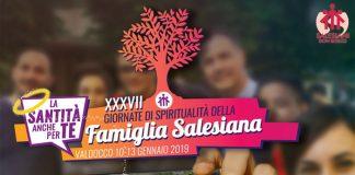 XXXVII Giornate di Spiritualità della Famiglia Salesiana