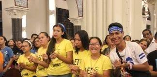 Siate apostoli missionari per altri giovani nel mondo