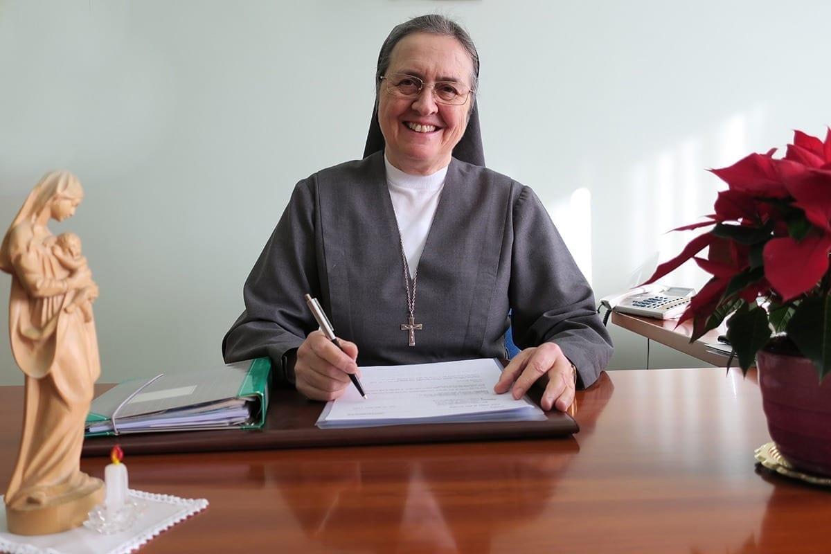 Suor Chiara Cazzuola