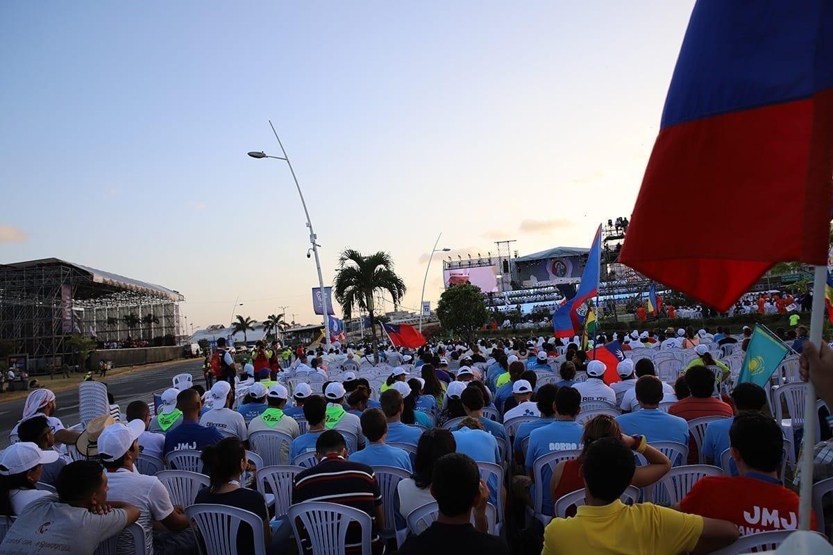 Al via la Giornata Mondiale della Gioventù (GMG) di Panama 2019