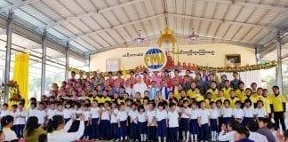 25° anniversario delle FMA in Myanmar