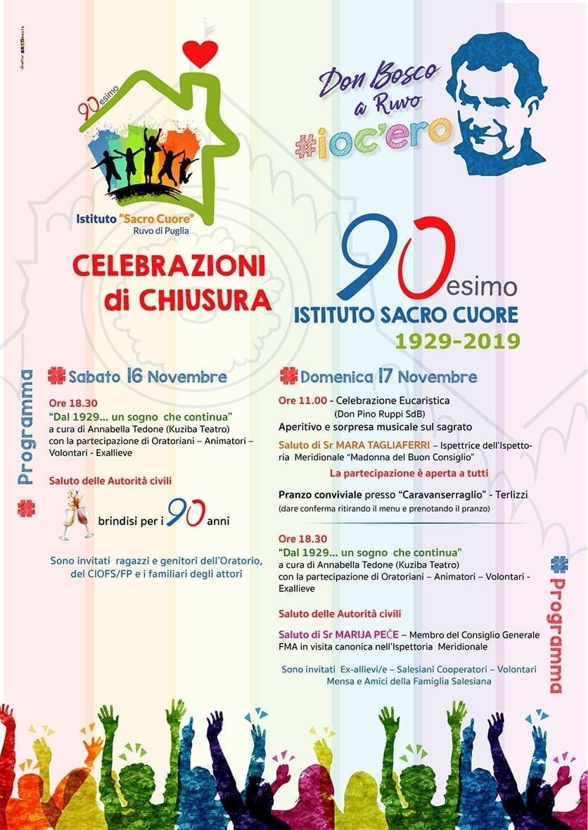 locandina 90esimo Ruvo di Puglia