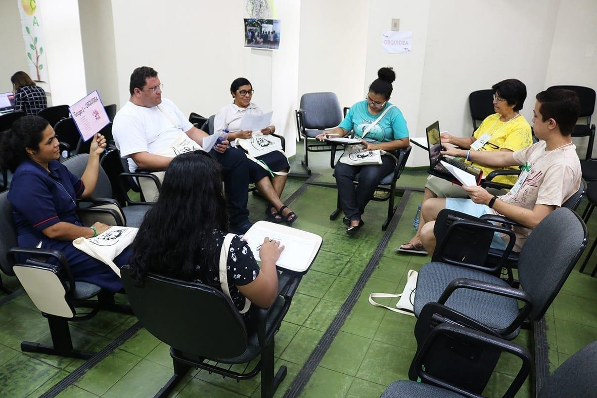 lavori di gruppo capitolo ispettoriale BMA