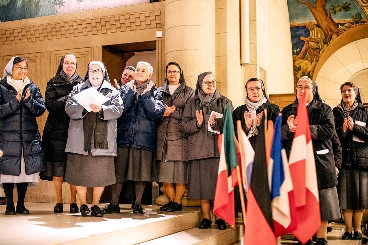 FMA alla S.Messa nella chiesa di Saint Paul a Ginevra per il centenario di presenza