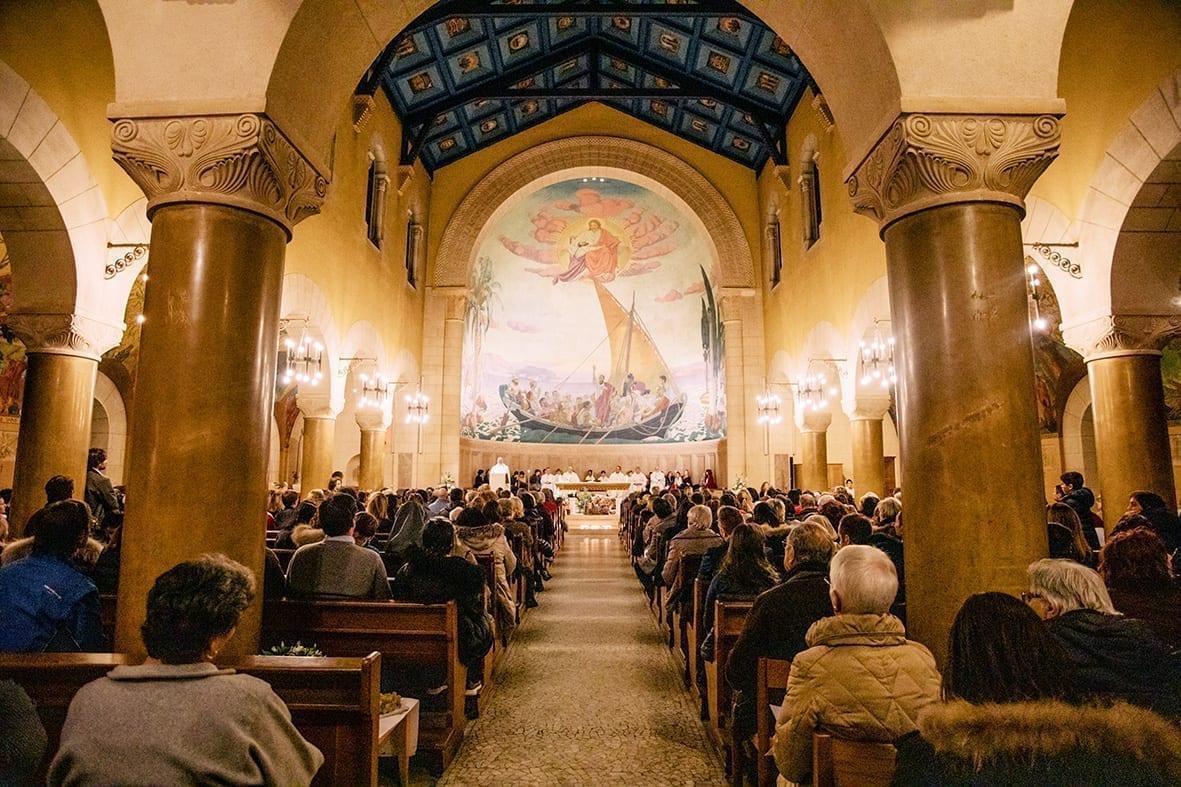 Chiesa Ginevra S.Messa centenario di presenza FMA