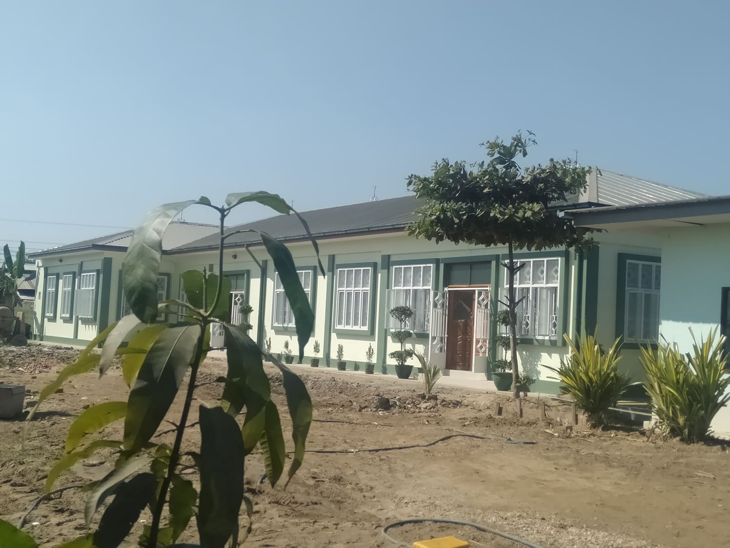 Casa FMA a Hlaing Thar Yar - Myanmar