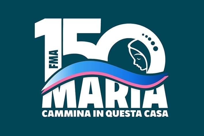 Logo para el 150° Aniversario de la Fundación del Instituto FMA