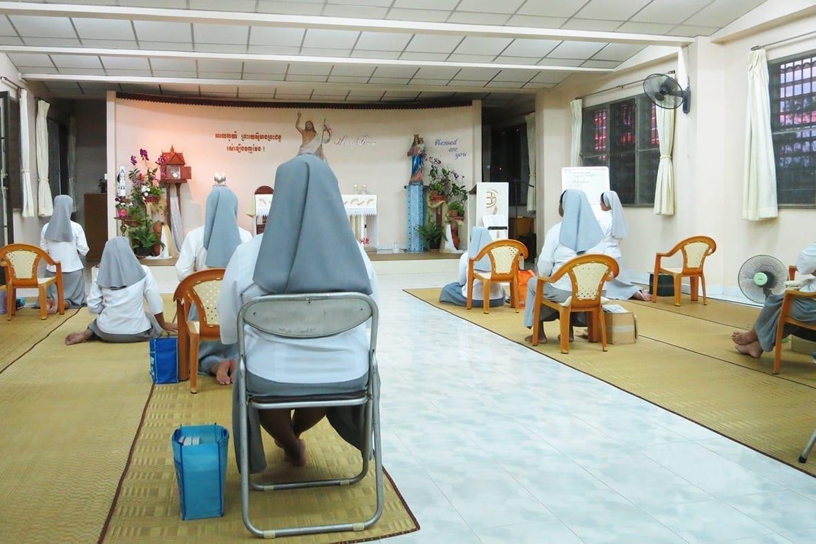 Esercizi spirituali online di Cambogia e Myanmar (CMY)